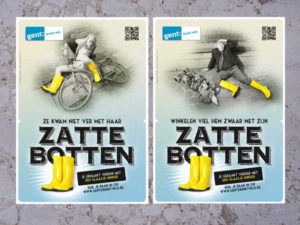 Alcoholcampagne Gent: Zatte Botten